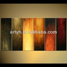 Handpainted art painting custom fine group design picture