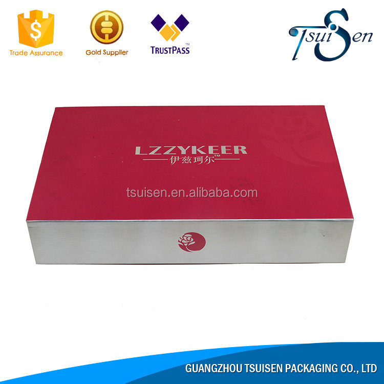 Skin Care hardcover paper packaging box new technology product in china