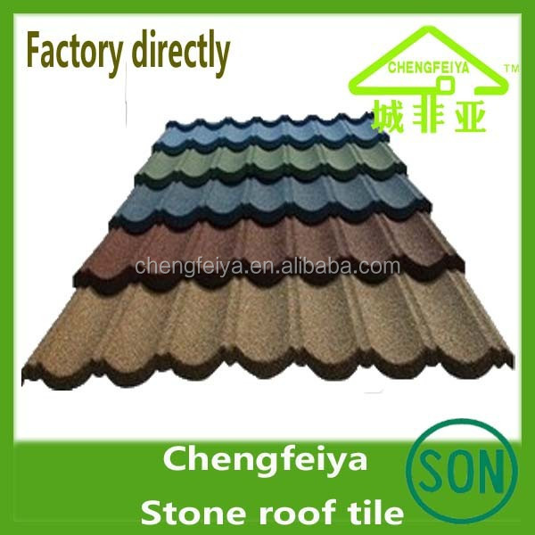 Best price tiles stone roof for best decoration