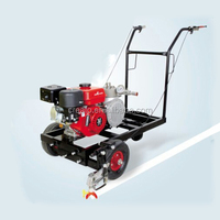 Road sports marking line paint machine for sale