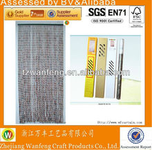 outdoor beaded door curtains,painted bamboo door curtains,bamboo and wood door curtain
