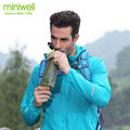 Miniwell L620 water filter with collapsible water bottle