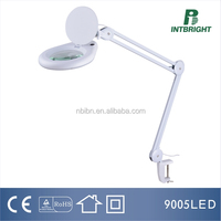 Cosmetics magnifier lamp beauty equipment led magnifying lamp
