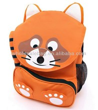 3D Cute Mouse Yong Girl Backpack Bag Wholesale Little boy Lovely Mouse School Bag