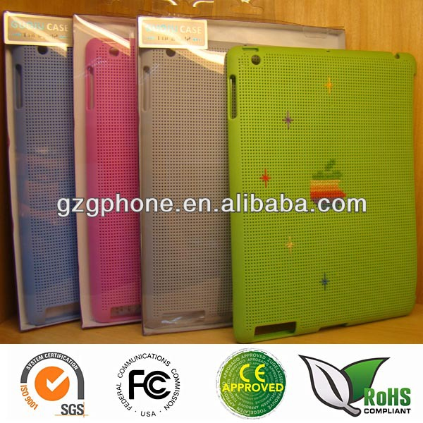 Traditional Textile TPU case for ipad cover