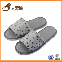 hard sole indoor slippers lamb plush slippers pink slipper heels