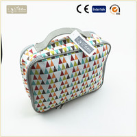 2016 Wholesale Promotional Hanging Custom Travel Cosmetic Toiletry Pouch Bag