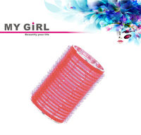 MY GIRL professional hot water velcro hair rollers with aluminium layer