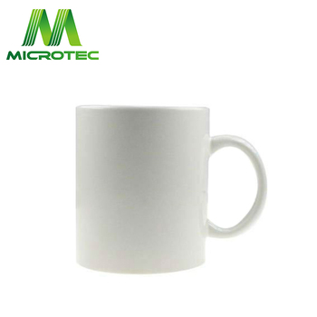 11oz White Coated Sublimation Ceramic printed Mugs