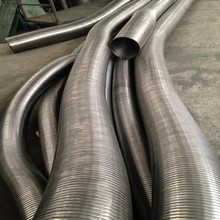 ss304 2 inch exhaust flex pipe manufacturer