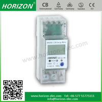 DDS238-2 ZN high stability 2 module single phase kwh meter digital electricity meter 2P