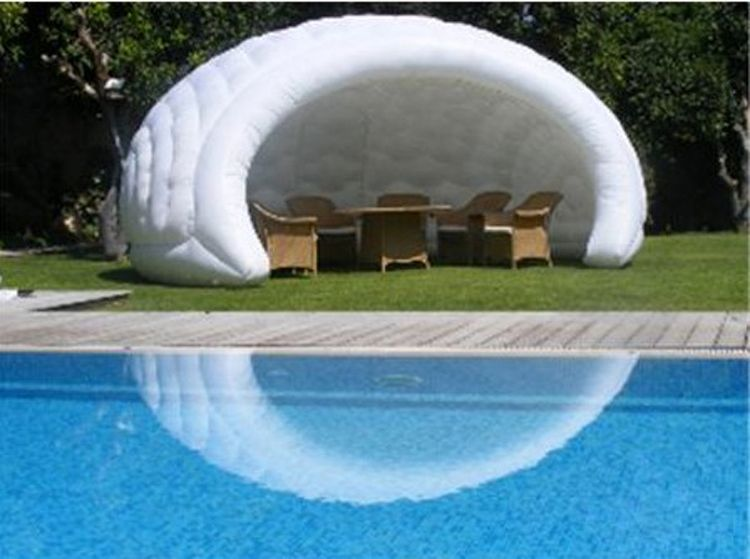 inflatable luna Customized Shape Large Inflatable Tent for Outdoor Advertising