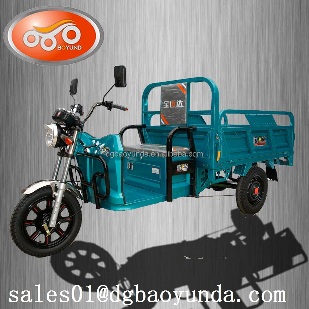 electric tricycle used/tricycles/ pedicab/ trishaw/ tricar in china price