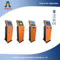 Ticket Dispenser And Card Dispenser Machine With Touch Screen