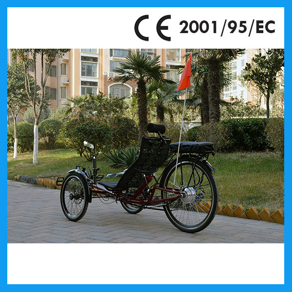 New produce sitting exercise folding recumbent bicycle
