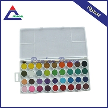 Free sample environmental water chrome paint/water based wood paint/water resistant paint
