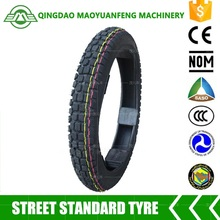 Hot sale best price 2.75-17 motorcycle tube tubeless tire tyre