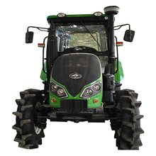 Diesel moderate 70 hp 4wd farm agricultural tire farmtrac tractors