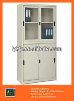 KFY-CB-17 Beige Cabinet Sliding Door Mechanism