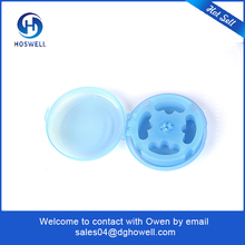 Factory Direct Selling clear PP EVA CD holder, CD Case., Metal CD Case with designed logo on the cover for bluray discs