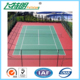 Acrylic acid paint for badminton court / tennis court / sports volleyball court playing surface flooring