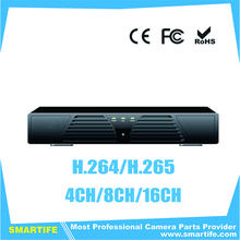 Classical NVR 4CH 8CH 16CH multi channel support Onvif remote monitoring system economical DVR NVR
