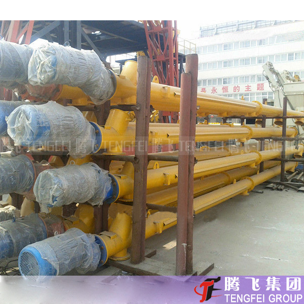 Conveyor Screw Transport