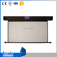 250 Inch 4:3 Well-Designed Pvc Matt White Rear Projection Screen Fabric