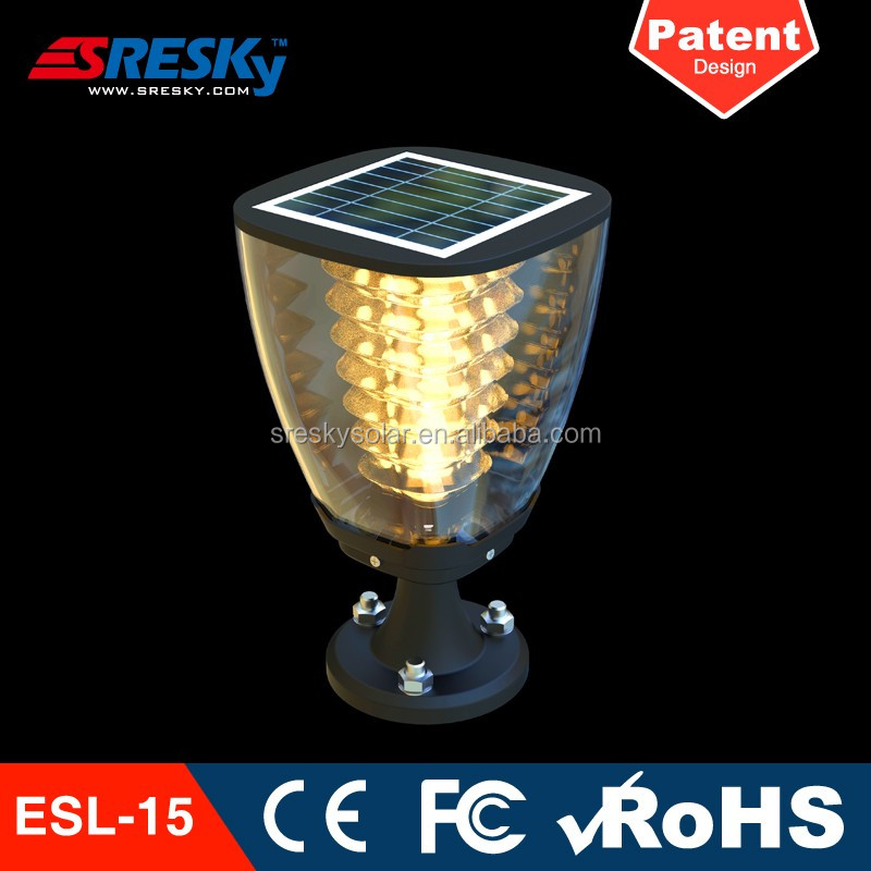 Intertek Passed Garden Solar Led Lighting For Decoration
