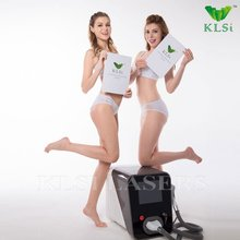 KLSI LASERS strong Power! diode laser 808nm/laser diode 808nm hair removal machine with favorite price