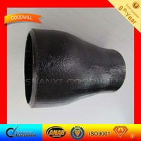 Hardware Astm A234 WPB Butt Weld Pipe Fittings