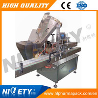 YG-1 Fully automatic capping machine