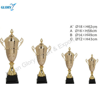 Wholesale Big Trophy Cup Metal From China
