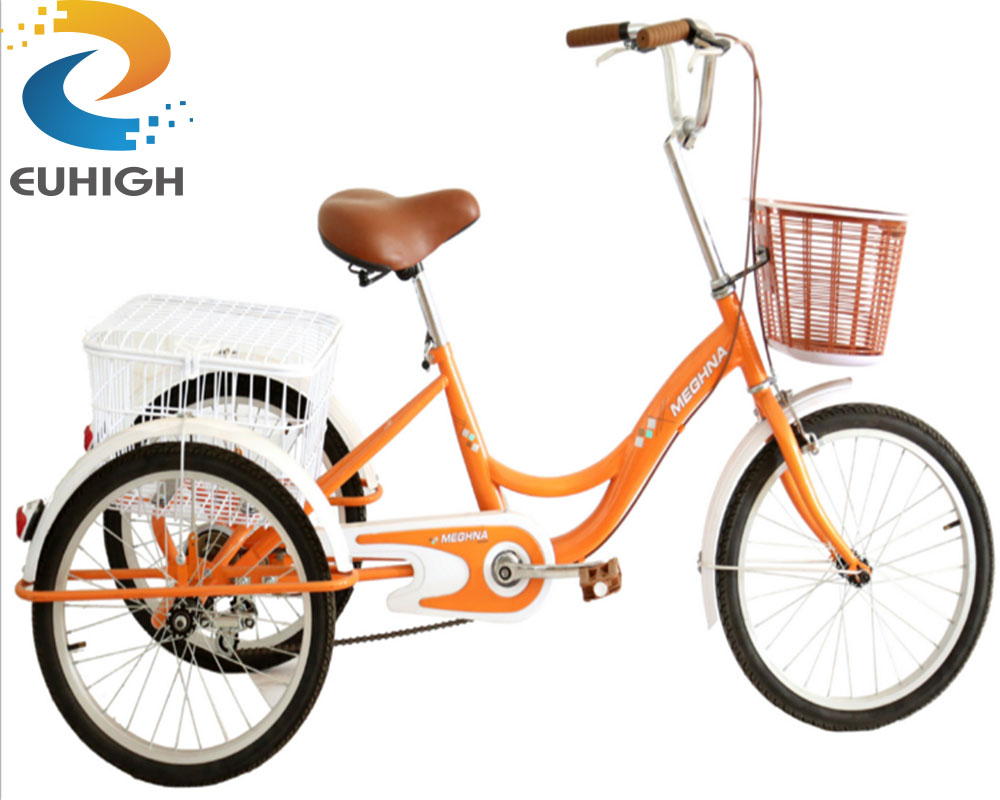 3 wheel adult used tricycle for sale bicycle