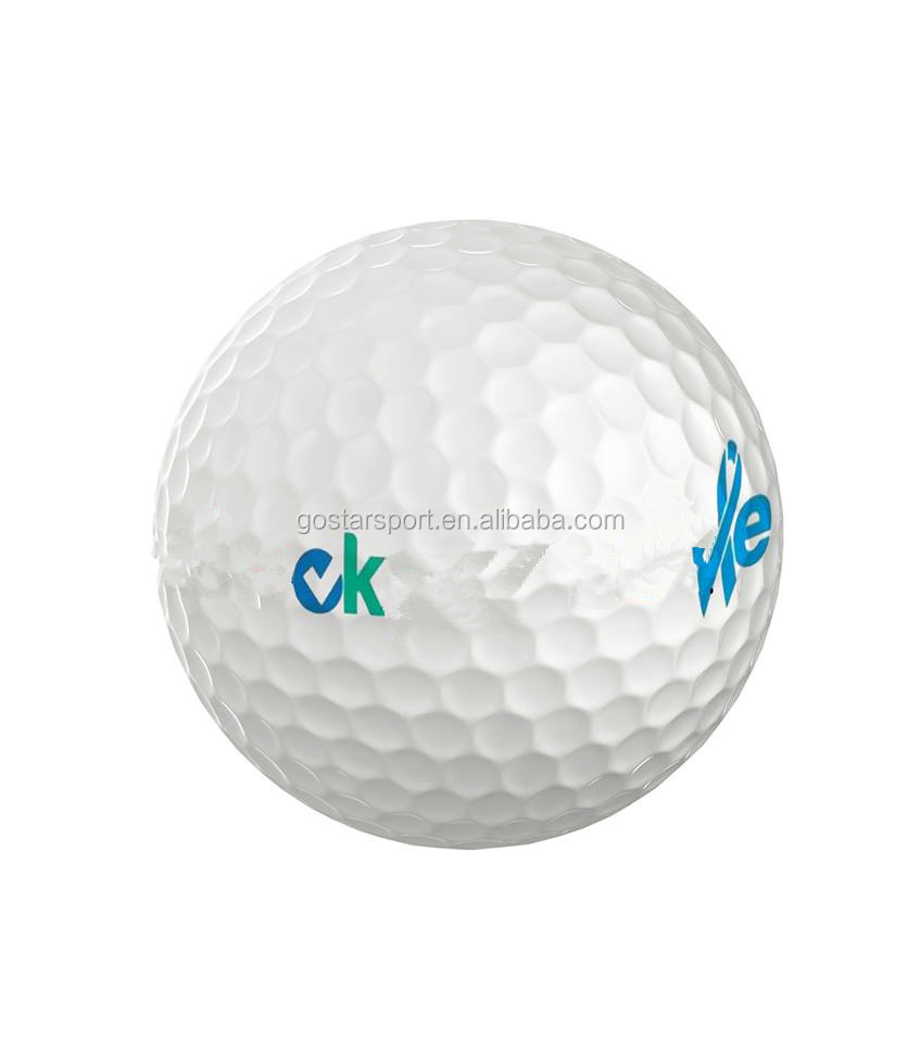 Custom Golf Ball with Printing Logo