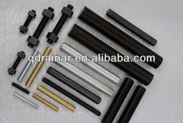 ASTM A193 B7 stud rod with full threaded