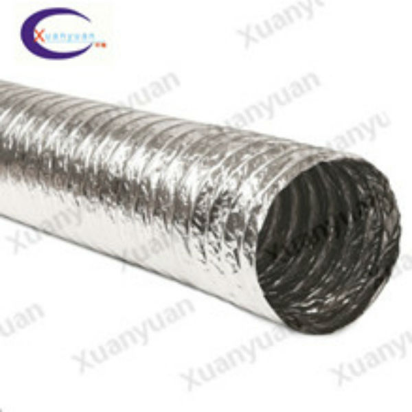 wholesale aluminum flexible ductwork oem