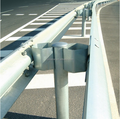 china standard china style round post guardrail