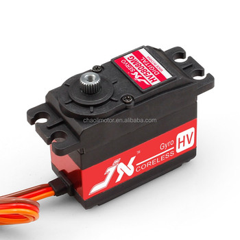 High voltage PDI-HV5808MG metal gear digital RC servo motor
