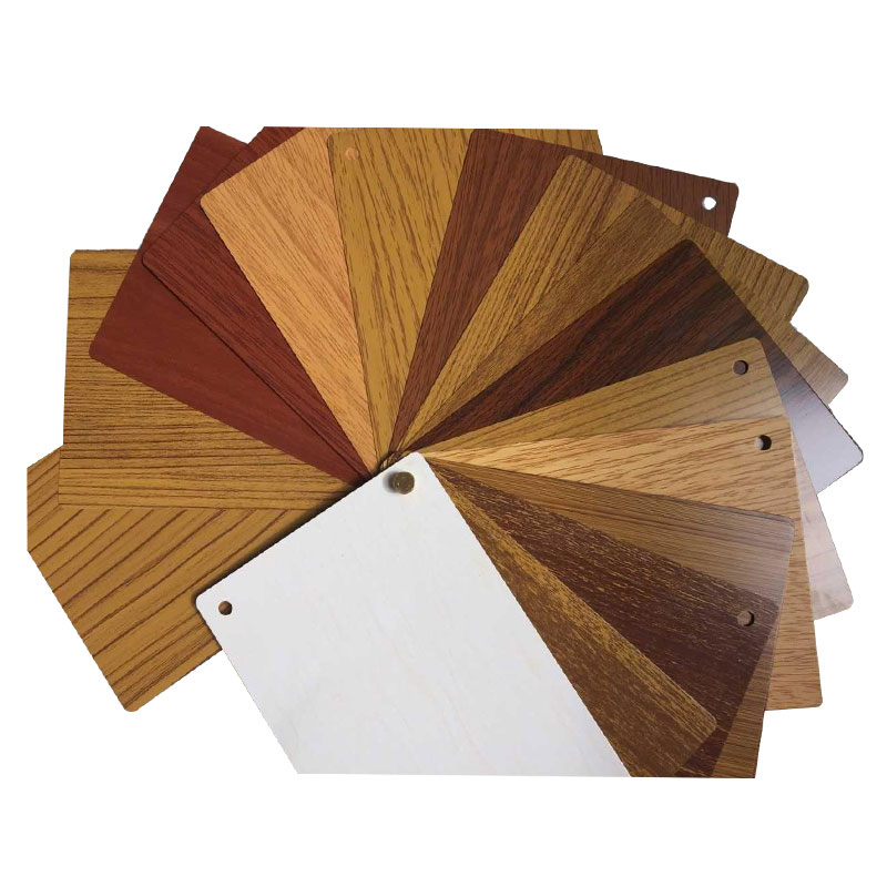 AC color coated wood grain wall panel