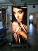 Brand new led backlit picture frame,fabric banner frame alumium with high quality