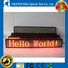 LED Display Message