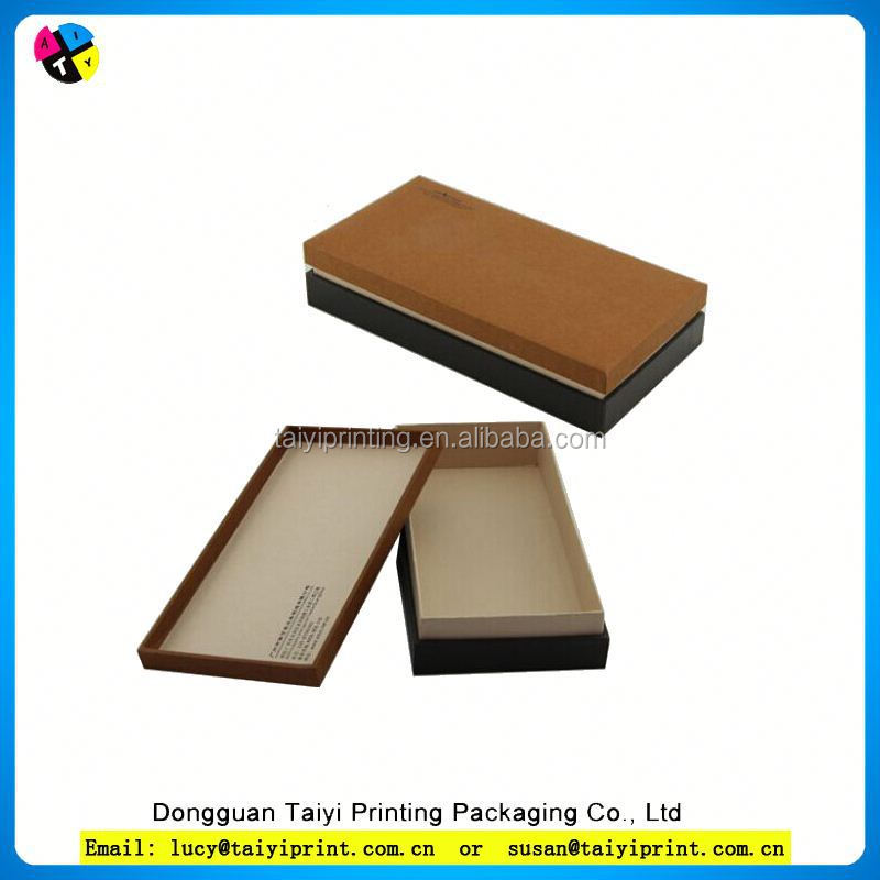 Customized printed market tray gift boxes