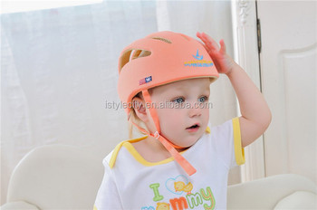 Protective Soft Baby Hat Custom Baby Safety Helmet