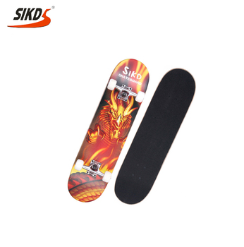 Wholesale all kinds of skateboard cheap price 4 wheels skateboard OEM service