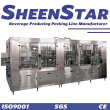 Full automatic mineral water production line