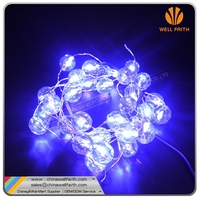 5M 50L High Quality String Line Decoration Garden Christmas Fairy Party Outdoor LED String Light