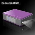 Cute 4400mah battery portable charger fashion power bank