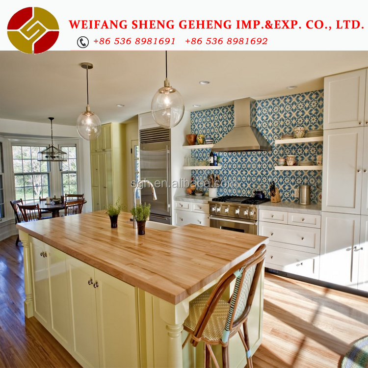 Kitchen Cabinets Type and PVC Membrane,Lacquer,Solid Wood,Acrylic Door Panel Surface Treatment modern kitchen furniture