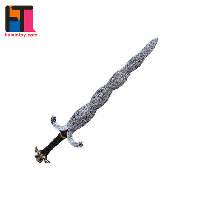10255638 2017 New Design Medieval Cosplay Sword Larpe Weapon For Kids